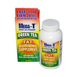 Mega t green tea fat burner