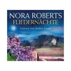 Hörbücher: Fliedernächte (gekürzte Lesung)  von Nora Roberts
