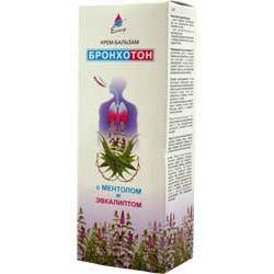 Krem - Balsam rozgrzewający z mentolem, eukaliptusem i olejkiem pichtowym