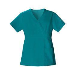 Cherokee Bluza medyczna damska Luxe z zakładką