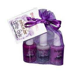 Piggy Paint, Nail Polishes, Glitter Girls Gift Set, 3 Bottles, 0.5 fl oz (15 ml) Each