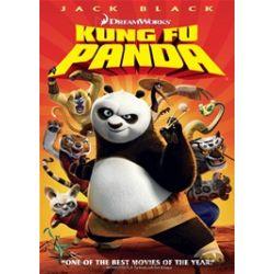 Kung Fu Panda (Widescreen) / Secrets Of The Furious Five (2 Pack) (DVD 2008)