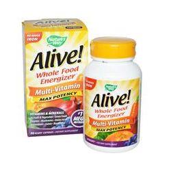 Nature S Way Alive Vitamin C  Caps