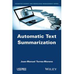 automatic textual content summarization