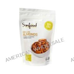 Sunfood, Organic, Shelled Almonds, 8 oz (227 g)