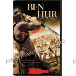 Ben Hur. Epickie wydarzenie - mini serial (DVD) - Steve Shill