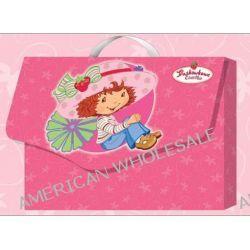 Truskawkowe ciastko-Najlepsze zwierzątko (DVD+kolorowanka+naklejki na panokcie+bransoletki gumki+daszek przeciwsłoneczny+zawieszka na klamkę) (DVD)