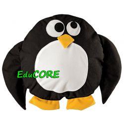 Poduszka ŻABA SOWA PINGWIN OWCA wzory EduCORE