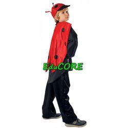 Pan BIEDRONKA strój kostium 122/128  EduCORE