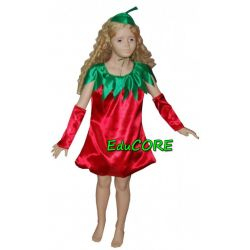 PAPRYKA sukienka kostium uniwersalny EduCORE