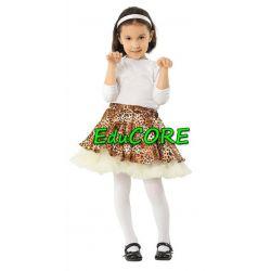 Spódniczka tiulowa PANTERA kostium 116 cm EduCORE