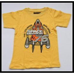 -30%T-shirt z RAKIETĄ 98(3L) Bluzki