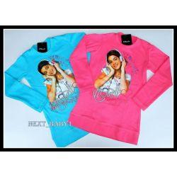 #VIOLETT# bluzka różowa 140(10L)produkt POLSKI