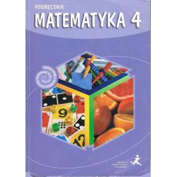MATEMATYKA Z PLUSEM  podręcznik GWO  KL.4