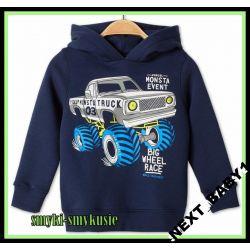 MONSTER TRACK C&A bluza baweł z NIEMIEC122(7l) Bluzki