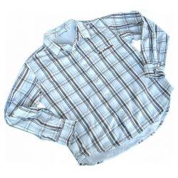 H&M Koszula w kratkę 128(8L) Bluzki