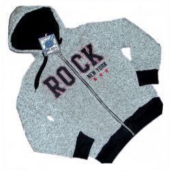 ROCK modna bluza dla Chłopaka164/168(16/18L)16 L Odzież i bielizna męska