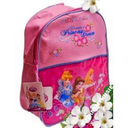 Plecak szkolny DISNEY PRINCESS 31/25/9 licencja Bluzki