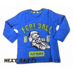 Piłkarska bluzka dla FANA110(5L)prod POLSKA Bluzki
