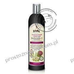 Syberyjski Balsam Nr 3 na propolisie łopianowym