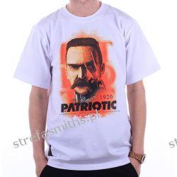 Koszulka Patriotic Piłdsudski White Kurtki