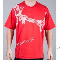 Koszulka Stoprocent Bandana Red Odzież i bielizna męska