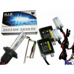 Samochodowy zestaw Xenon H7 6000K KOMPLET