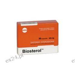 saponiny steroidowe biosterol