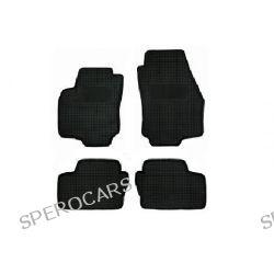 OPEL Astra III / Zafira B dywaniki gumowe czarny POLGUM