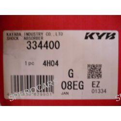 KYB 334400 Amortyzator lexus rx300 4wd (mcu35) 02/03 - przód lewy gaz excel-g kayaba