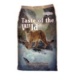 Taste of the Wild Canyon River PSTRĄG ŁOSOŚ karma BEZ ZBÓŻ dla kota 2kg  Sucha karma