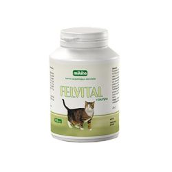 MIKITA Felvital + TAURYNA witaminy dla kota 100 smakowitych tabletek