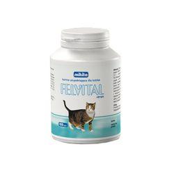 MIKITA Felvital + TRAN witaminy dla kota 100 smakowitych tabletek