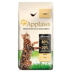 Applaws Cat Adult Chicken 400g Dom i Ogród