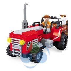 KLOCKI FARMA 28505 Traktor duży - 215 elementów