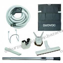 Podstawowy zestaw do sprzątania z wężem Superior Duovac o dł. 9,1m