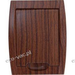 Gniazdo ssące PREMIER EVO w kolorze drewna Pozostałe