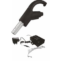 Zestaw - rękojeść z nadajnikiem i odbiornikiem RF