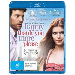 Happy Thank You More Please on DVD.