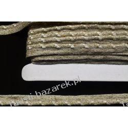 Wypustka Lniana 10mm/25mb Koronki i hafty
