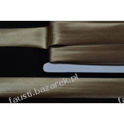 Lamówka Atłasowa Złota 30mm/25mb Koronki i hafty