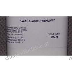 Kwas l-askorbinowy CZDA 0,5 kg, witamina C lewoskrętna