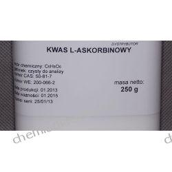 Kwas l-askorbinowy CZDA 0,25 kg, witamina C lewoskrętna