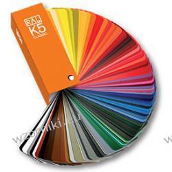 WZORNIK RAL K5 - wykończenie pół matowe (semi matt) - Edycja 2012