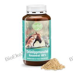 Koncentrat z omułka zielonowargowego 150 g dla koni, psów i kotów Zwierzęta