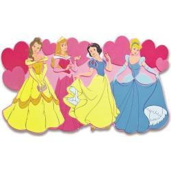 KSIĘŻNICZKI PRINCESS - dekoracja z pianki
