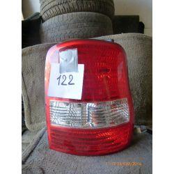 KIA SEDONA 2004 USA LAMPA TYLNA PRAWA
