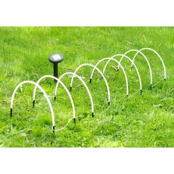 Oświetlenie ogrodowe solarne LED...