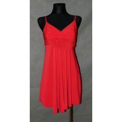 czerwona sukienka INFLUENCE  (S/M)