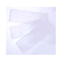 Szkiełka podstawkowe 50 szt (25,4x76,2mm) gr. 1mm- 1,2mm Pozostałe